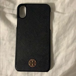 Tory burch iphone xs case